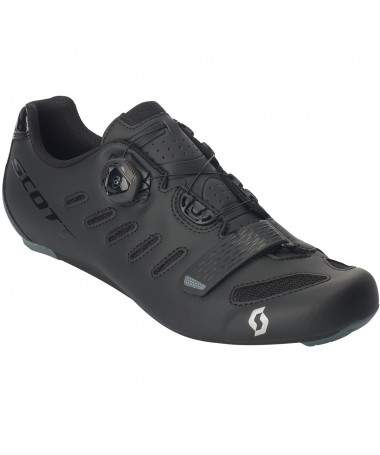 SCO SHOE ROAD TEAM BOA MT BK/GLS BK 43.0