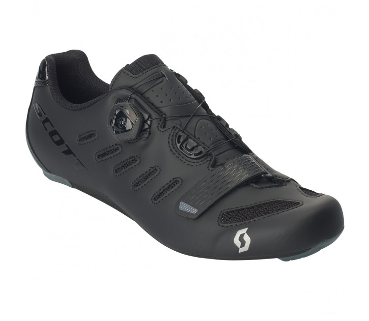 SCO SHOE ROAD TEAM BOA MT BK/GLS BK 45.0