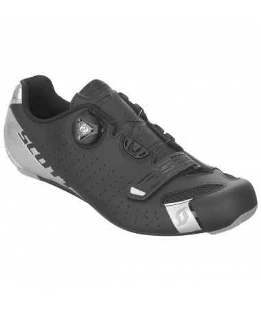SCO SHOE ROAD COMP BOA MT BK/SILVER 45.0