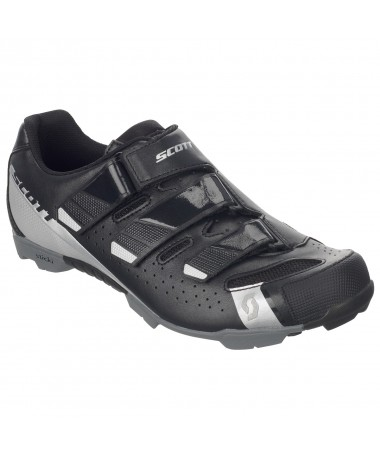 SCO SHOE MTB COMP RS BLACK/SILVER 44.0