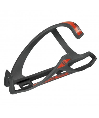SYN BOTTLE CAGE TAILOR CAGE 1.0 R. BLK/R