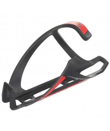 SYN BOTTLE CAGE TAILOR CAGE 2.0 R. BLK/R