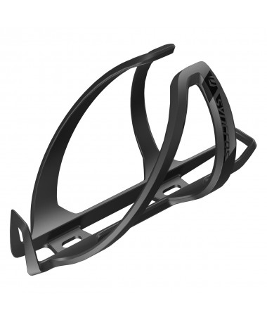SYN BOTTLE CAGE COUPE CAGE 2.0 BLACK MAT