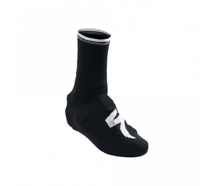 SHOE COVER/SOCK BLK L