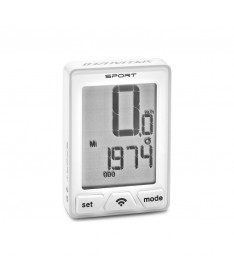 SPEEDZONE SPORT DOUBLE WIRELESS ANT+ WHT
