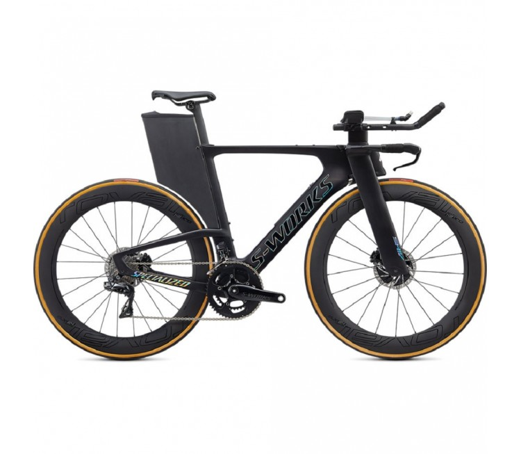 SHIV SW DISC DI2 CARB/SILHLG S