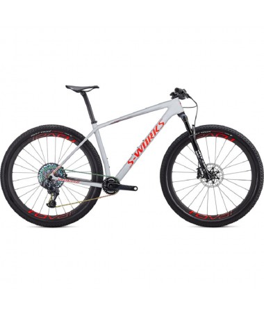 EPIC HT SW CARBON SRAM AXS 29 DOVGRY/RKTRED/CRMSN