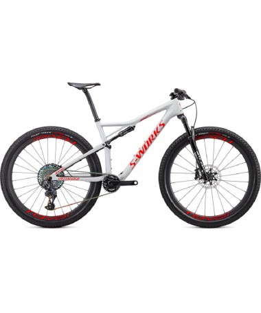 EPIC SW CARBON SRAM AXS 29 DOVGRY/RKTRED/CRMSN M
