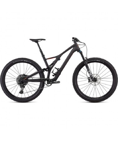 SJ FSR MEN COMP CARBON 29 12 SPD CARB/RKTRED M