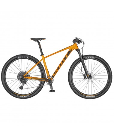 SCOTT VELO SCALE 970 ORANGE/BLACK (EU) M