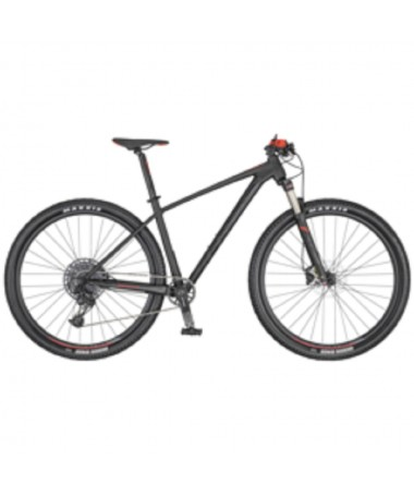 SCOTT VELO SCALE 980 BLACK/RED (EU) M