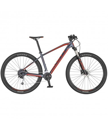 SCOTT VELO ASPECT 940 DK.GREY/RED (KH) M