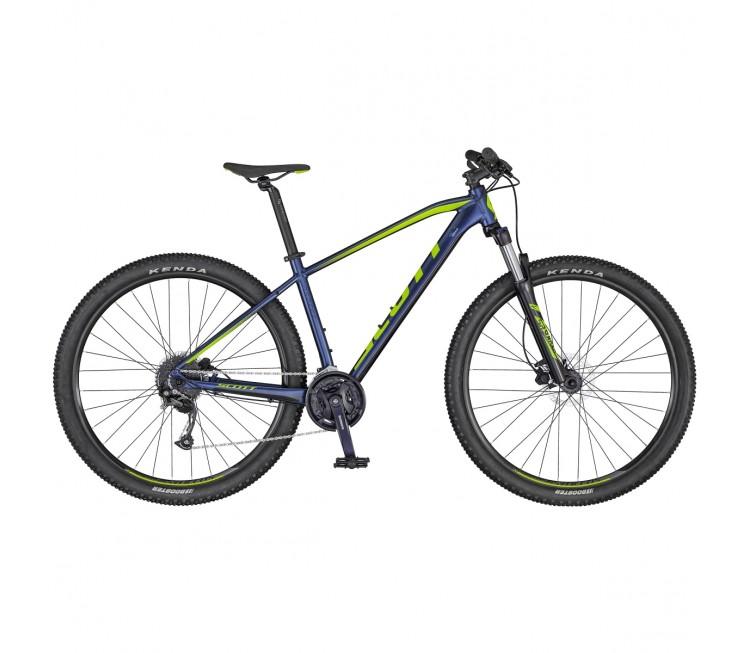 SCOTT VELO ASPECT 950 DK.BLUE/GREEN (KH)