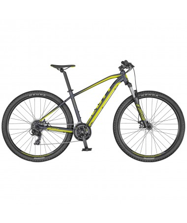 SCOTT VELO ASPECT 970 DK.GREY/YELLOW (KH
