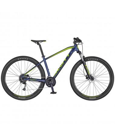 SCOTT VELO ASPECT 750 DK.BLUE/GREEN (KH)
