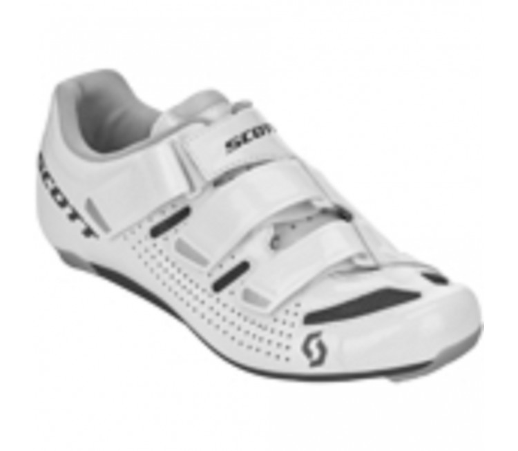 SCOTT SHOE ROAD COMP LADY GL WT/GL BK 39