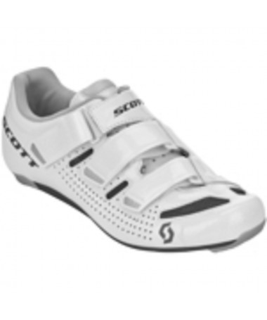 SCOTT SHOE ROAD COMP LADY GL WT/GL BK 40