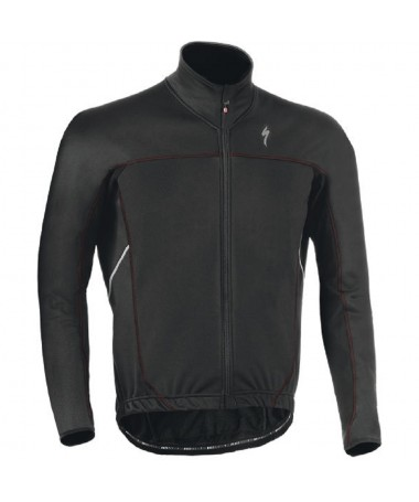 RBX SPORT PARTIAL JACKET BLK/BLK/RED S
