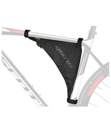 SYN SADDLE BAG FRAME RETRO BLACK 1SIZE