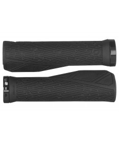 SYN GRIPS COMFORT  LOCK-ON BLACK 1SIZE