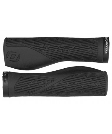 SYN GRIPS WOMEN COMFORT  LOCK-ON BLACK 1