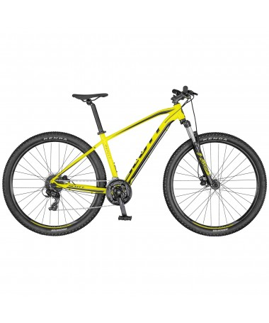 SCOTT VELO ASPECT 760 YELLOW/BLACK (KH)