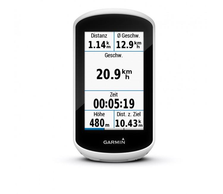 GPS GARMIN EDGE EXPLORE BLANC