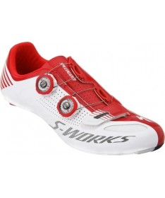 SWORKS ROUTE ROUGE/BLANC