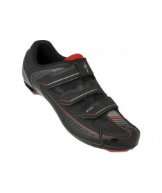 CHAUSSURES SPECIALIZED SPORT ROUTE T39 NOIR ROUGE