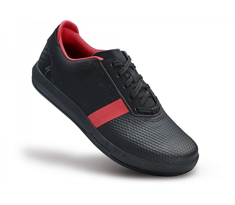 CHAUSSURES SPECIALIZED SKITCH T.41 NOIR ROUGE