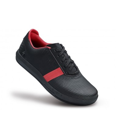 CHAUSSURES SPECIALIZED SKITCH T.45 NOIR ROUGE