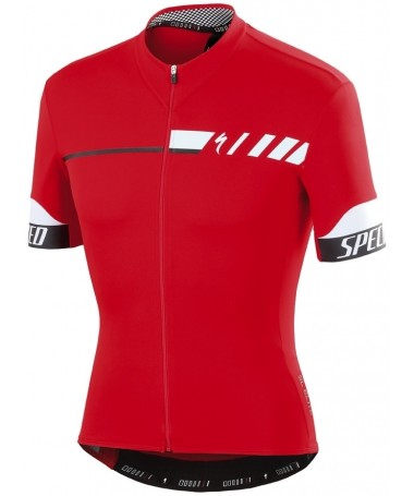 MAILLOT SPECIALIZED SL ELITE ROUGE TM
