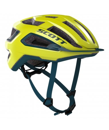 SCOTT CASQUE ARX (CE) RADIU YELLOW L