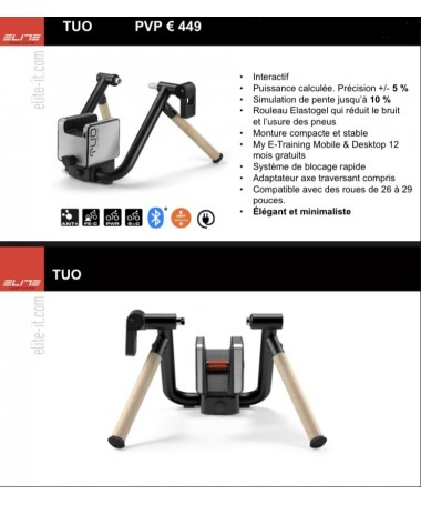 HOME-TRAINER ELITE TUO