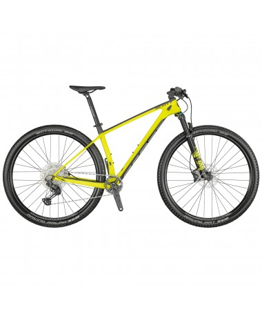 SCO BIKE SCALE 930 YELLOW L