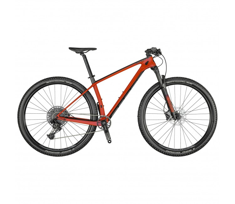 SCO BIKE SCALE 940 RED M