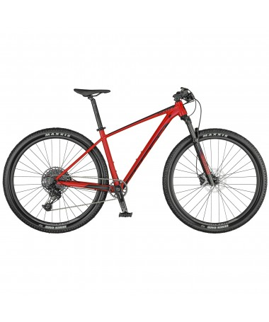 SCO BIKE SCALE 970 RED (EU) L