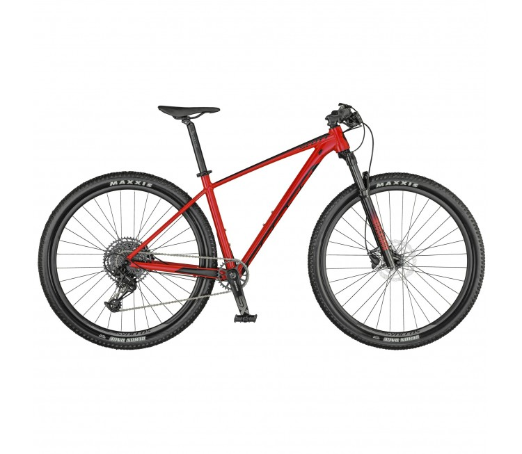 SCO BIKE SCALE 970 RED (EU) L
