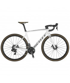 SCO BIKE ADDICT RC 10 PEARL WHITE (EU) L