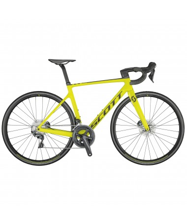 SCO BIKE ADDICT RC 30 YELLOW (EU) L56