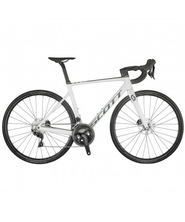 SCOTT VELO ADDICT RC 40 BLANC (EU) S52