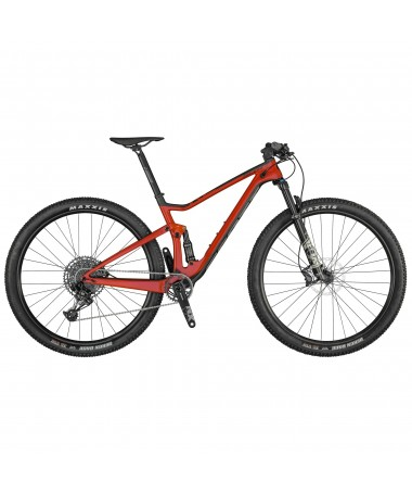 SCO BIKE SPARK RC 900 COMP RED (EU) M