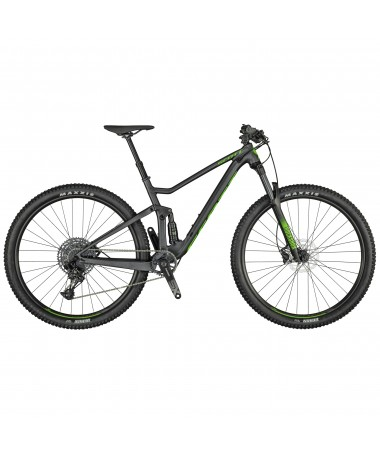 SCO BIKE SPARK 970 GRANITE BLACK (EU) M