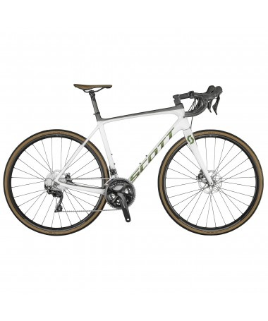 SCO BIKE ADDICT 20 DISC PEARL WHITE (KH)