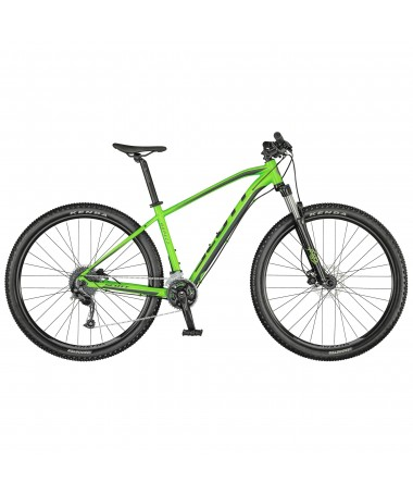 SCO BIKE ASPECT 950 SMITH GREEN (KH) XS