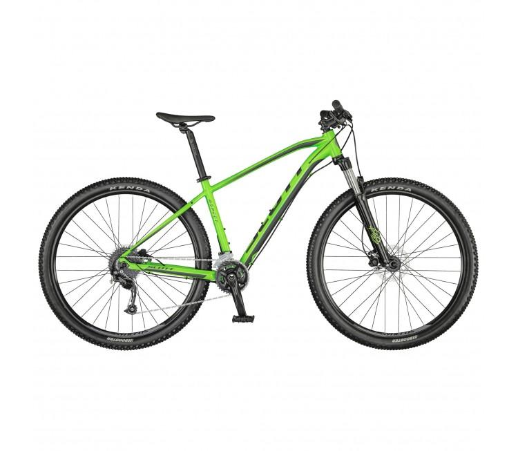 SCO BIKE ASPECT 950 SMITH GREEN (KH) XS