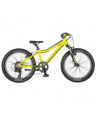 SCO BIKE SCALE 20 YELLOW (KH) 1SIZE