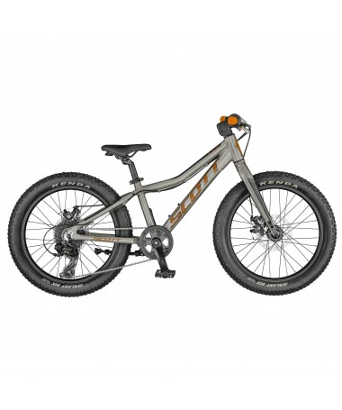 SCO BIKE ROXTER 20 RAW ALLOY (KH) 1SIZE