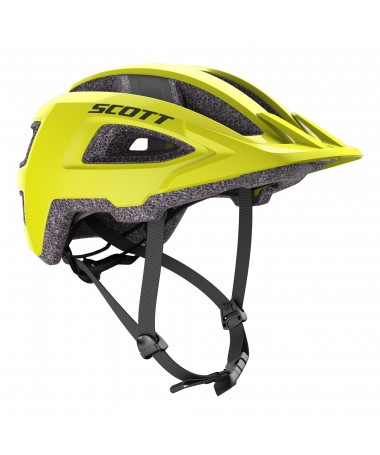 SCO HELMET GROOVE PLUS (CE) RADIU YELLOW