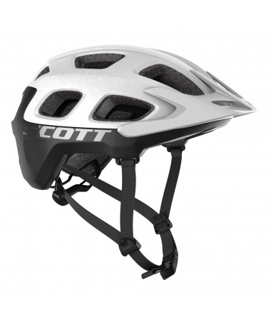 SCOTT CASQUE VIVO PLUS (CE) WHITE/BLACK